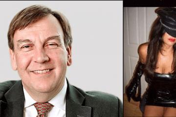 British MP John Whittingdale caught dating escort and dominatrix - freedom of speech