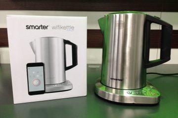 the wifi kettle ikettle by smarter