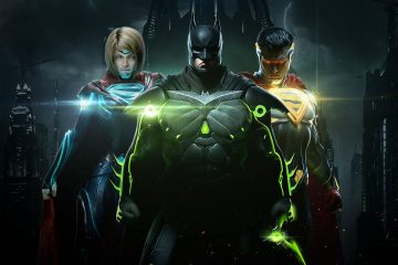 Injustice 2, video game review