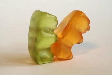 Interracial gummy bear sex