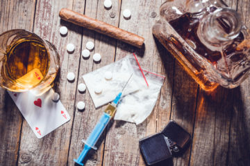 The world's most addictive substances