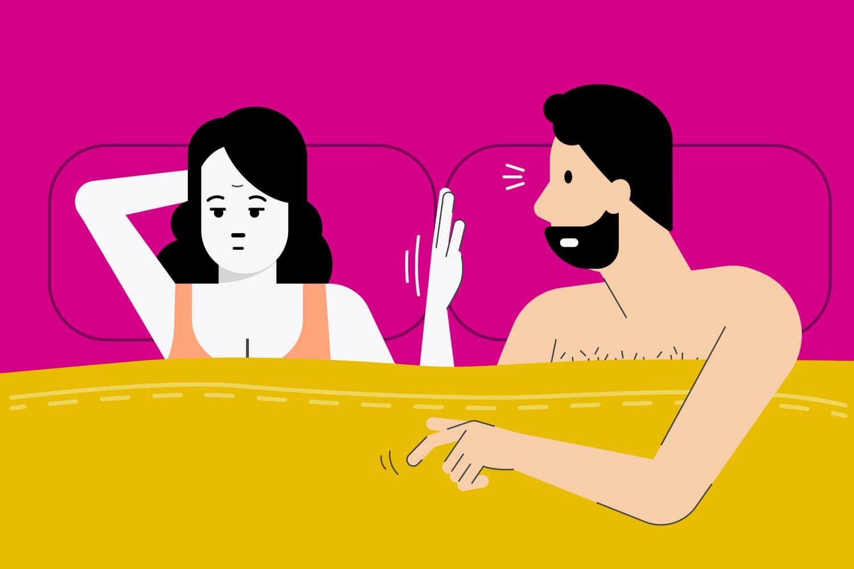 Sexy wife no libido, girls fucking a boy